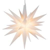 """Moravian Stars - 14"""" White Moravian Star"""