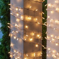 "Christmas Net Lights - 6"" W x 15' H Column Wrap - 150 ..."