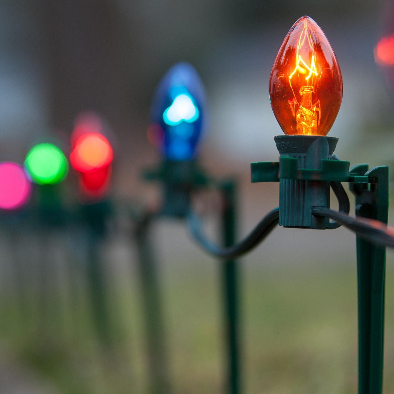 C7 Led Outdoor Christmas Lights