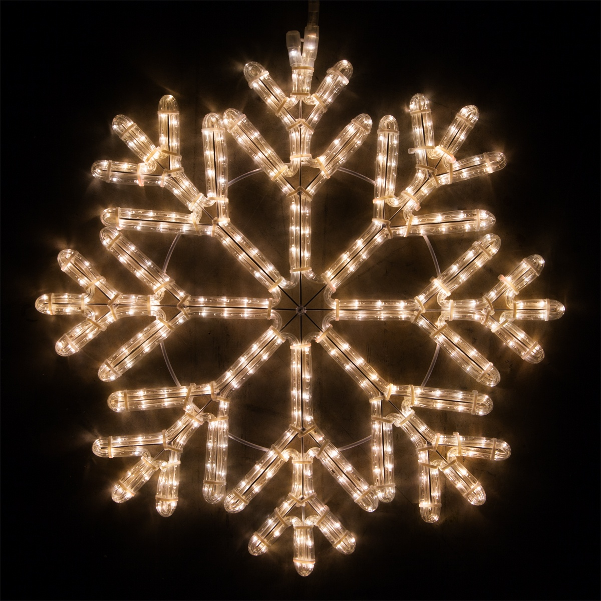 Xmas Tree Hd Wallpaper Snowflakes Amp Stars 24 Quot Led 40 Point Snowflake Warm
