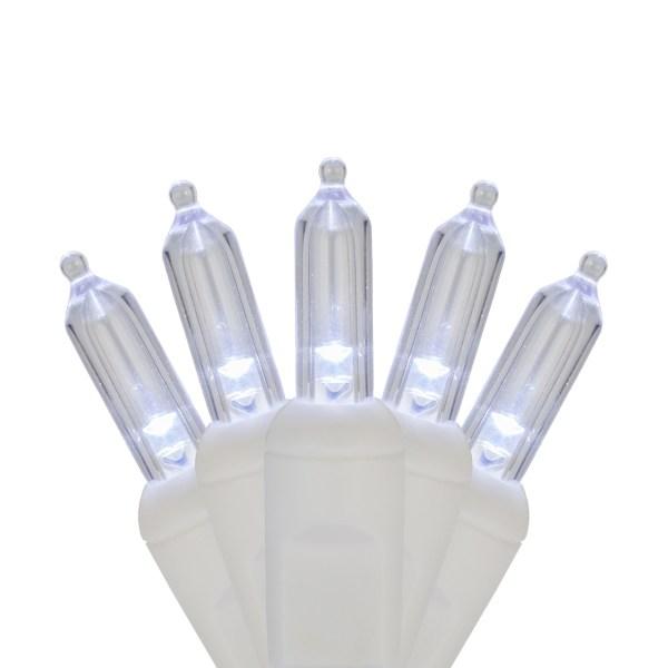 LED Christmas Lights 50 T5 Cool White LED Christmas Tree