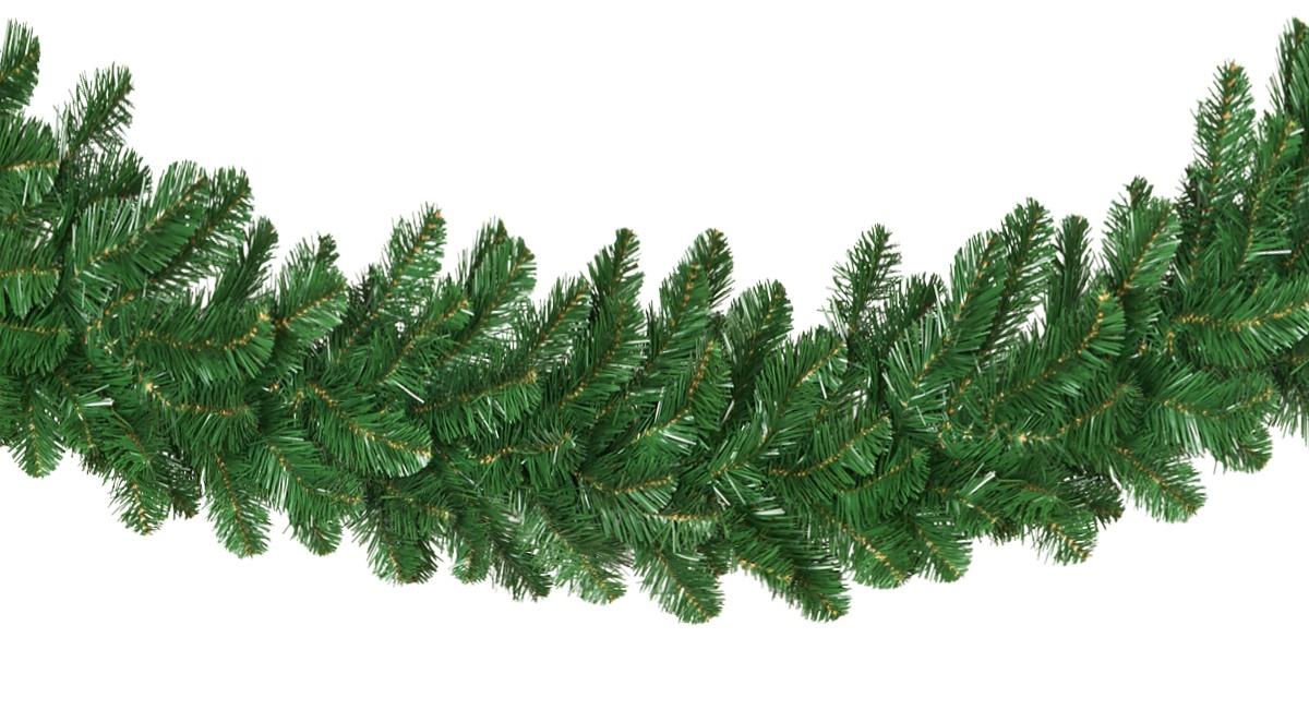 Artificial Christmas Garland  Oregon Fir Commercial Unlit