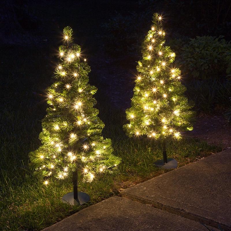 Tree Christmas Light Rope