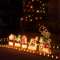 Christmas Outside Rope Lights | Decoratingspecial.com