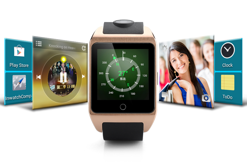 inWatch Z Watch Phone
