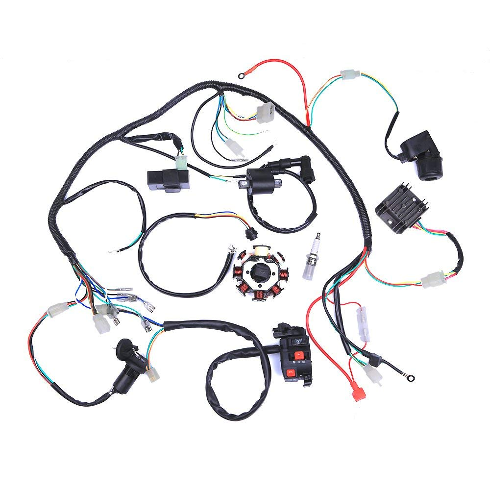 hight resolution of car electric wiring harness wire