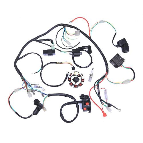 small resolution of car electric wiring harness wire
