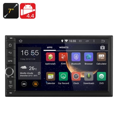 best selling car electronics 2015 #5: Android car DVD & entertainment system