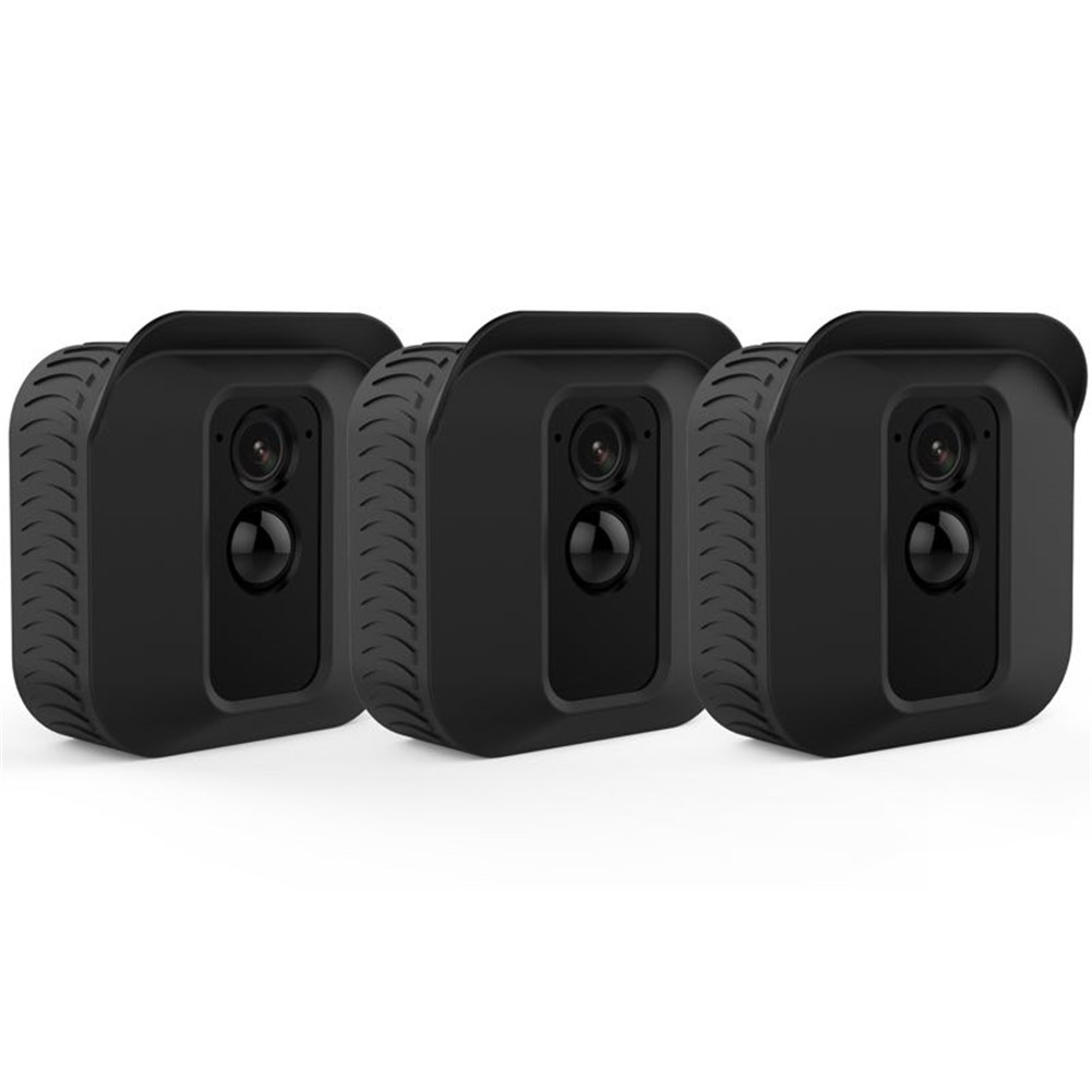 Wholesale 3Pcs Silicone Cover for Blink XT2 black From China
