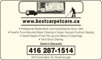 Best Carpet Care.ca
