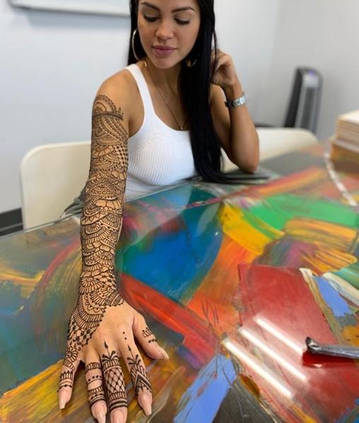Natti Natasha Sorprendió A Sus Seguidores Con El Increíble Tatuaje