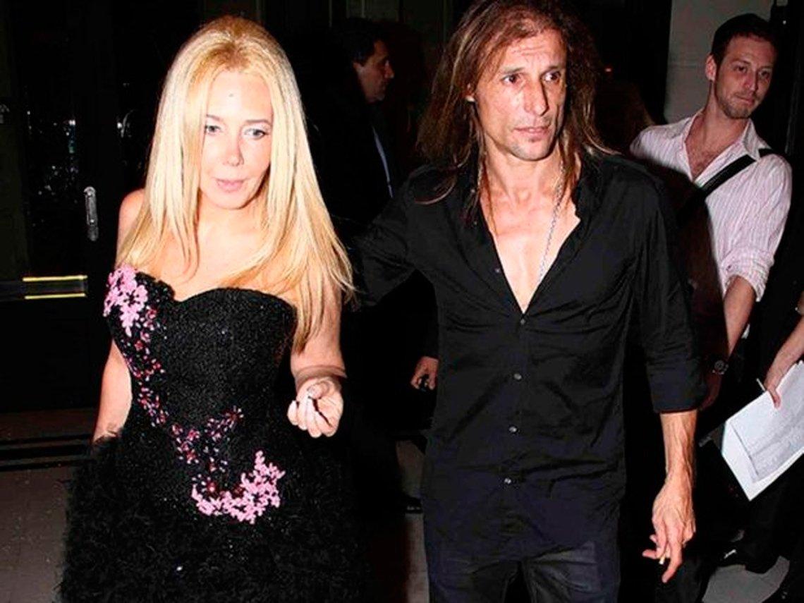 Mariana Nannis Claudio Caniggia divorcio