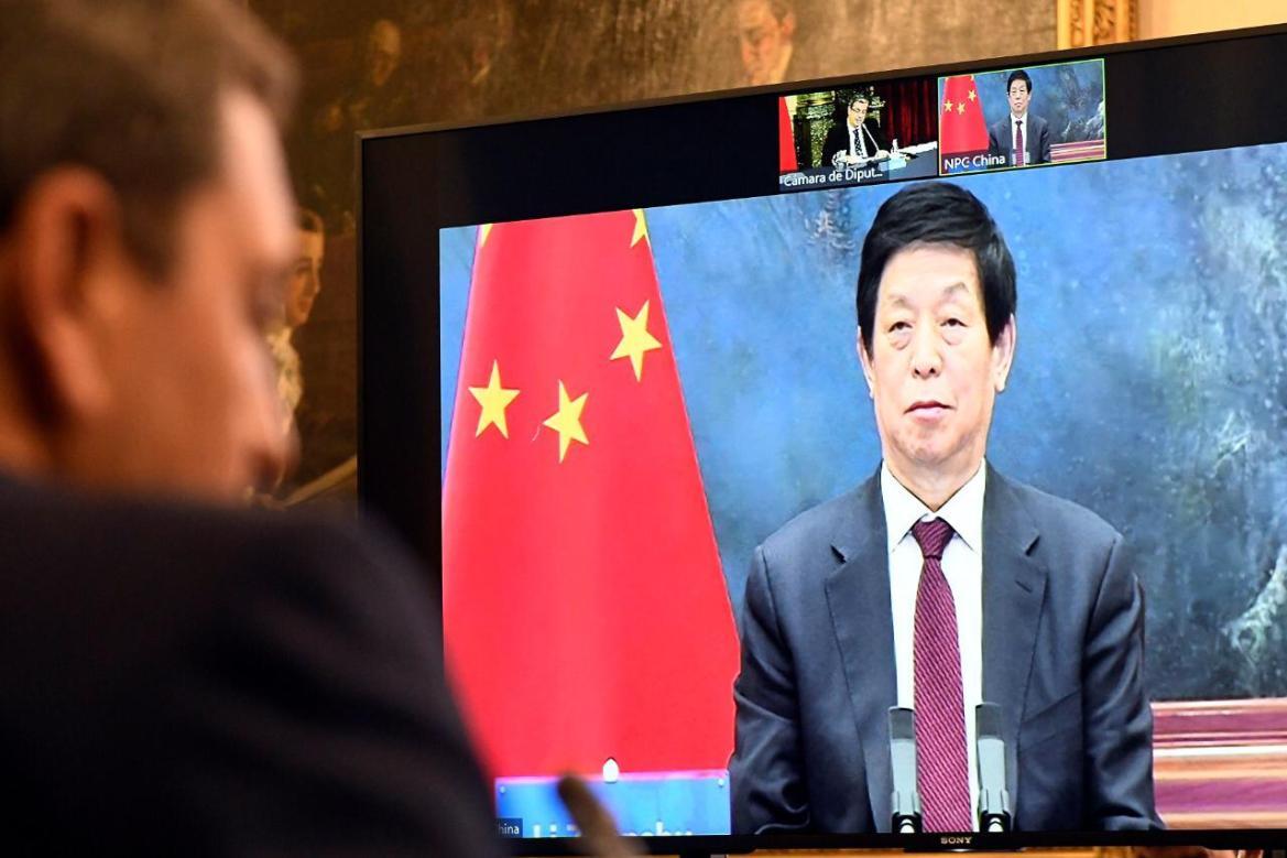El Parlamento chino respalda a la Argentina frente al FMI