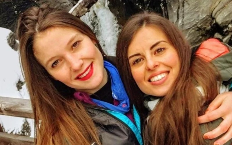 Dos jóvenes de 27 y 28 años murieron congeladas durante una tormenta de nieve