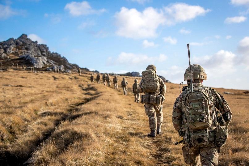 Cancillería rechazó los ejercicios militares realizados en Malvinas