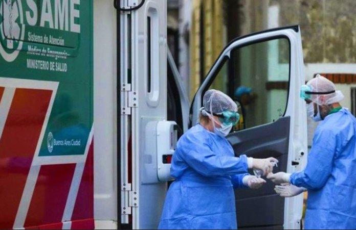 Coronavirus | confirmaron 3 muertes, 128 nuevos casos y ya son 2571 en el país