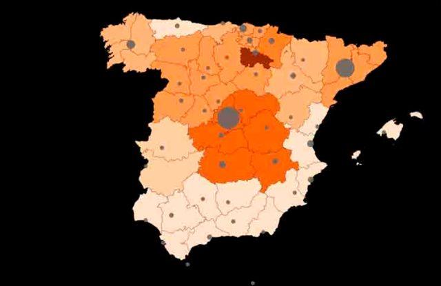 Coronavirus: España registró la cifra más baja de muertes en nueve ...