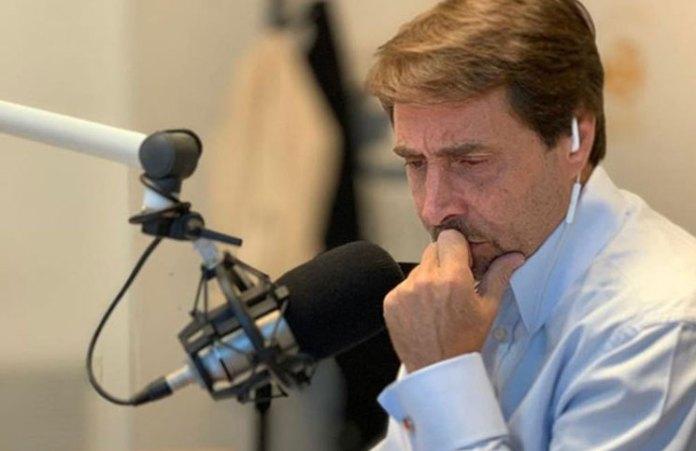 Eduardo Feinmann, crítico con Alberto Fernández