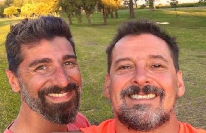 """Sergio Verón y el encuentro con las hijas que va a adoptar con su novio: """"Piden un abrazo"""""""
