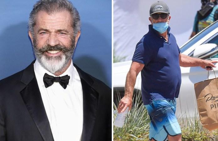 Revelaron que Mel Gibson estuvo internado en abril por coronavirus