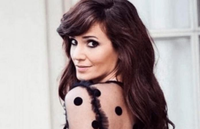 """Griselda Siciliani posó totalmente desnuda (y con tapabocas): """"Distancia social"""""""