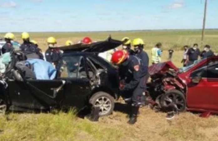Choque fatal en Ruta 11: dos muertos y varios heridos