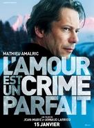 L'amour Est Un Crime Parfait : l'amour, crime, parfait, L'amour, Crime, Parfait, (2013), Movie, Posters