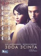 3 Doa 3 Cinta : cinta, Cinta, (2008), Movie, Posters