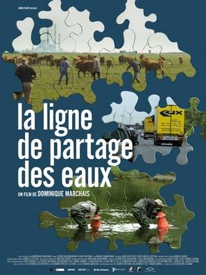 La Ligne De Partage Des Eaux : ligne, partage, Ligne, Partage, (2014), Movie, Posters