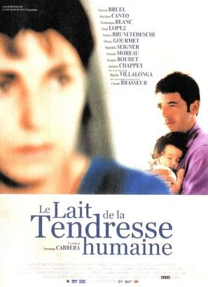 Le Lait De La Tendresse Humaine : tendresse, humaine, Tendresse, Humaine, (2001), French, Movie, Poster