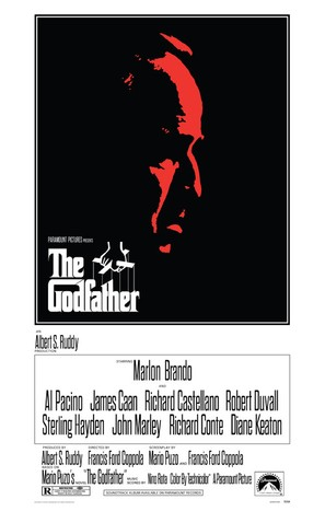 the godfather 1972 movie posters