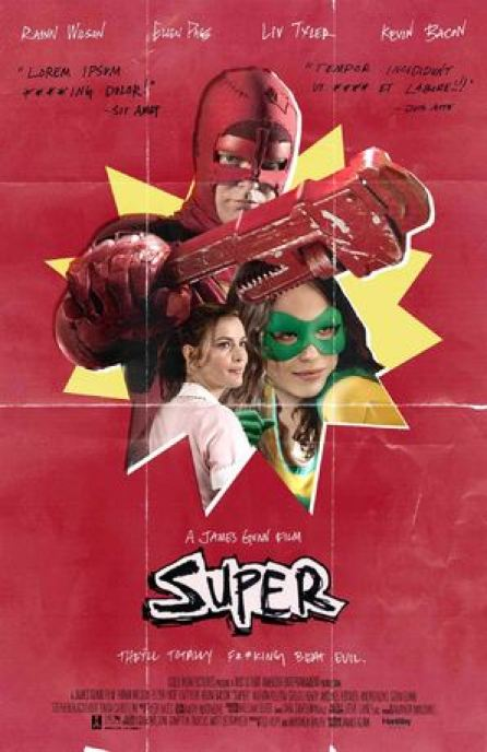 Image result for super 2010 poster