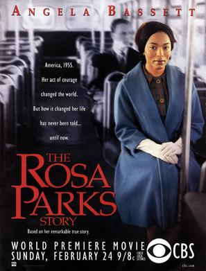 the rosa parks story 2002 movie posters