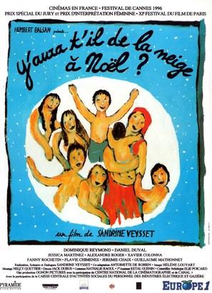 Il Y Aura T Il : Aura-t-il, Neige, Noël?, (1996), Movie, Posters