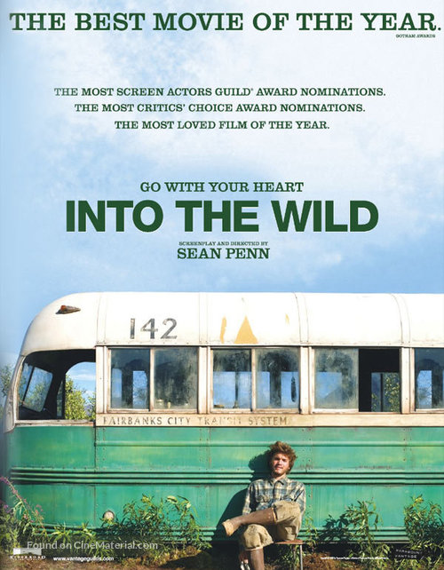 Into the Wild - Movies that Inspire Travel | Ummi Goes Where?