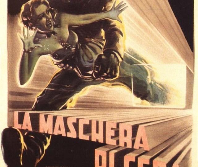 House Of Wax Italian Movie Poster