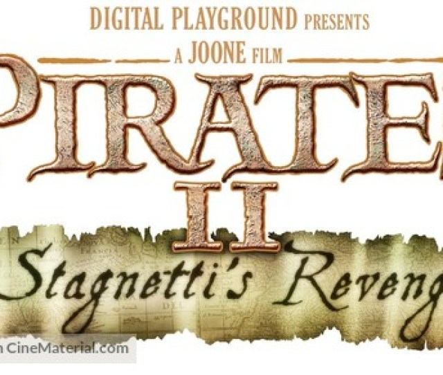 Pirates Ii Stagnettis Revenge Logo