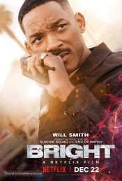 Image result for bright movie poster