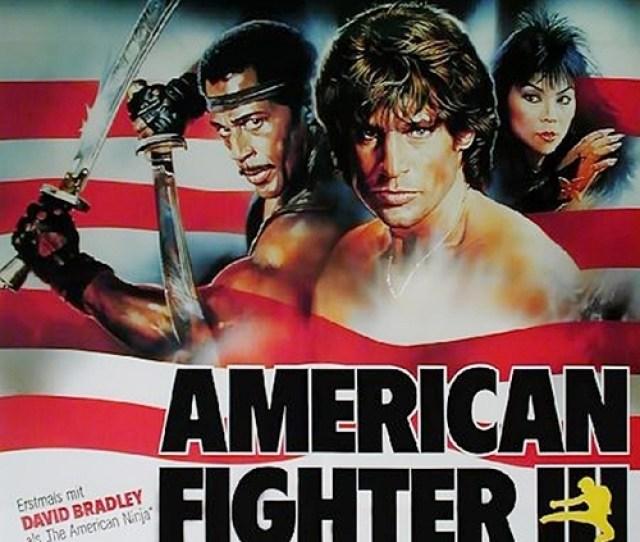 American Ninja 3 Blood Hunt German Movie Poster