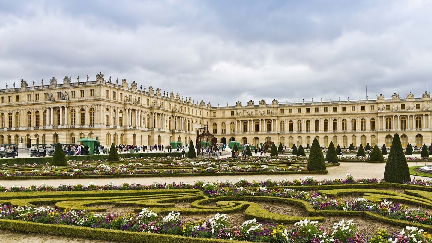 Palace Of Versailles Secret Rooms Tour - City Wonders