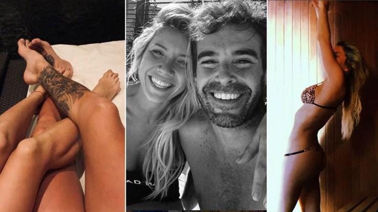 Las fotos de la escapada romántica de Laurita Fernández y Nicolás Cabré: Demasiado caliente