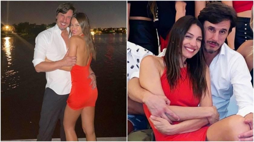 El romántico mensaje de Pampita a Roberto García Moritán en su primera Navidad como marido y mujer (Fotos: Instagram)