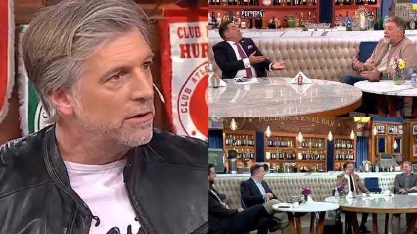 Horacio Cabak aclaró su salida de Polémica en el bar: No renuncié, no fue de común acuerdo y no hubo respeto