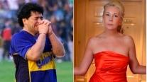 """El día que Diego Maradona confesó que tuvo una """"depresión tremenda"""" por Mariana Nannis: """"Me derrumbó"""""""