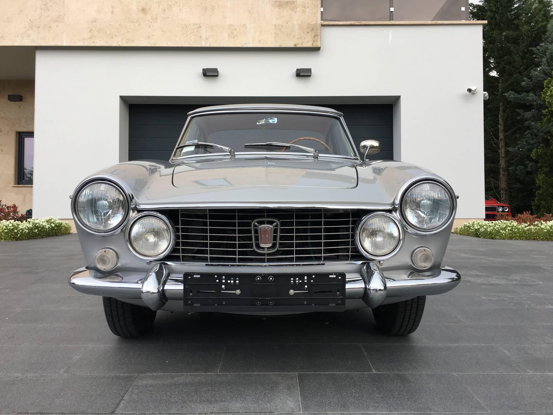 FIAT 1600 S Coupe (1963) für 44.900 EUR kaufen