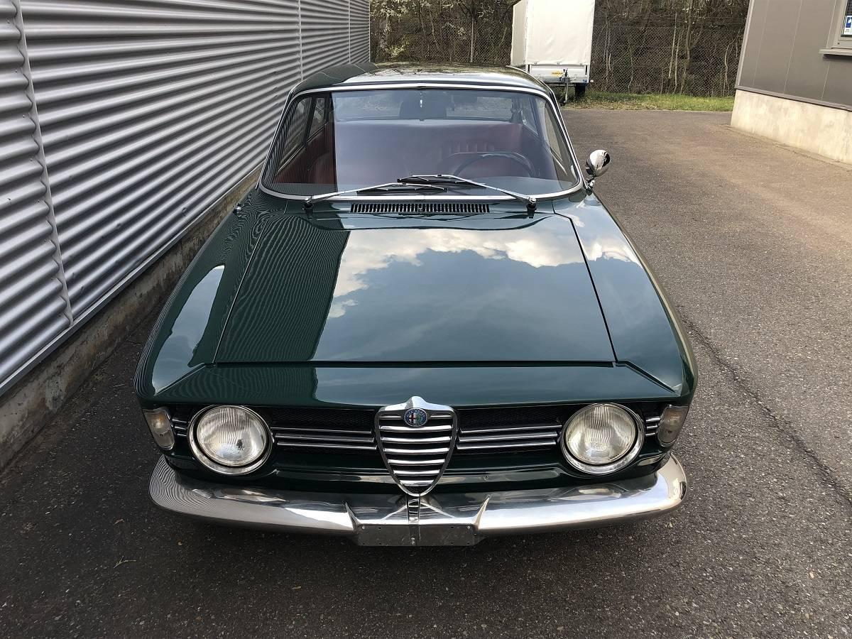 Alfa Romeo Giulia 1600 Sprint GT Veloce (1967) für 48.500 EUR kaufen