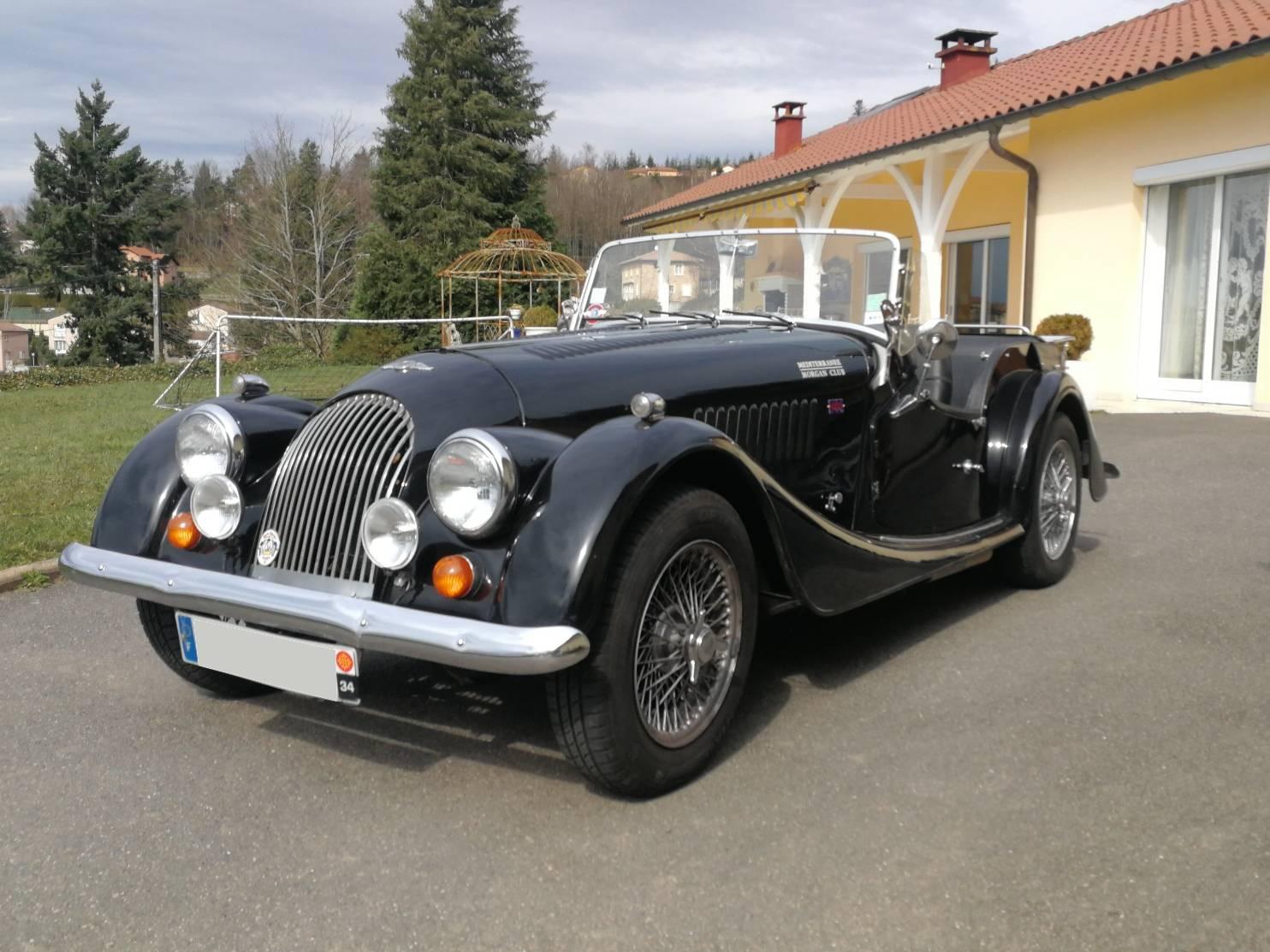Morgan 4/4 1600 (1978) für EUR 27.500 kaufen