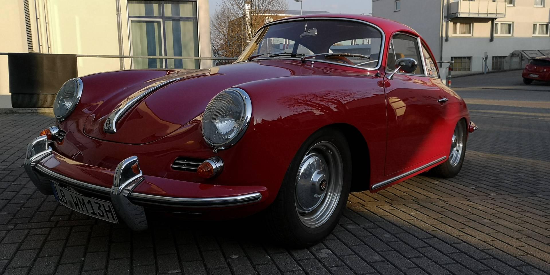 Porsche 356 B 1600 (1962) für EUR 82.500 kaufen
