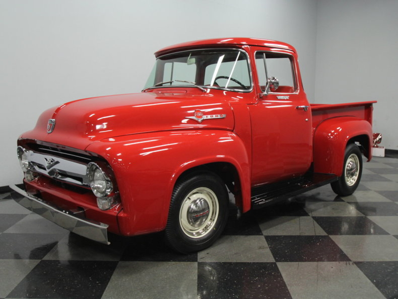 1956 Ford F 150 4x4