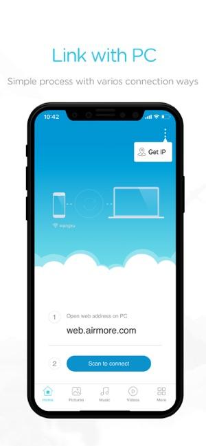 AirMore à télécharger - ZDNet